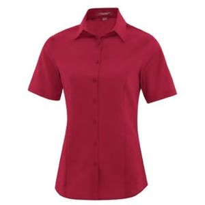 Ladies' Coal Harbour� Everyday Short-Sleeve Woven Shirt
